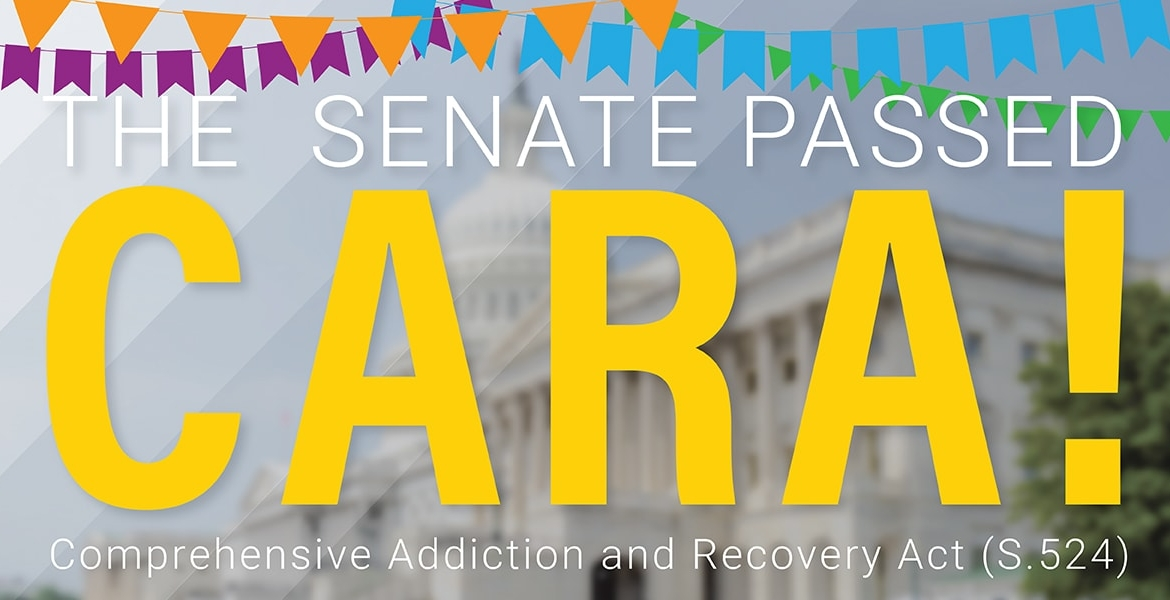 Obama Signs the Comprehensive Addiction & Recovery Act