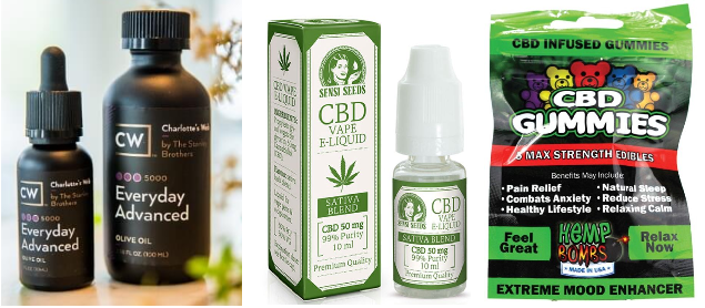 What's the difference between Epidiolex and other CBD products?