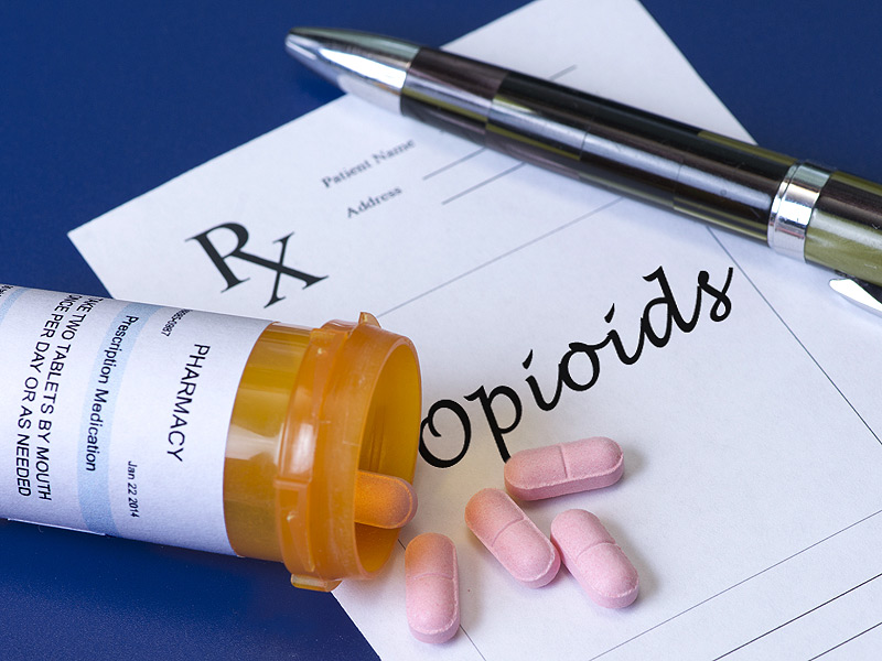 Study: Resetting e-prescriptions for opioids helps curb use