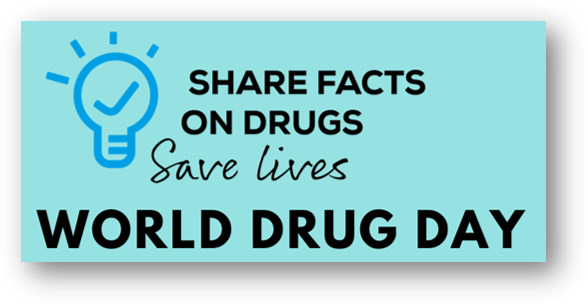 Get Involved With World Drug Day!