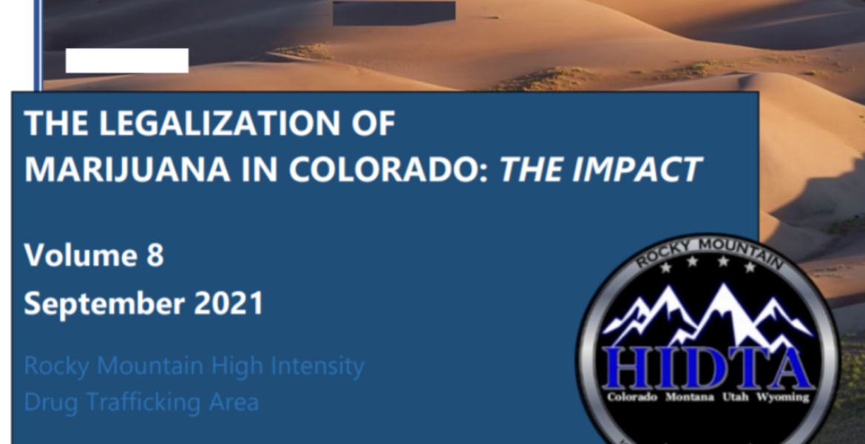 The Legalization of Marijuana in Colorado:  The Impact 2021